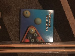 Pool Table Set for Sale in Homer Glen, IL