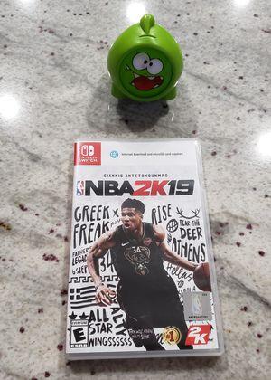 NBA 2K19 - Nintendo Switch for Sale in Orlando, FL