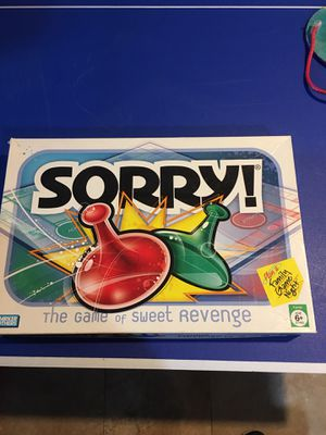 Sorry board game for Sale in Syosset, NY