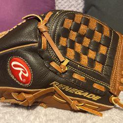 "Rawlings Renegade 11.5"" Baseball Glove for Sale in Falls Church,  VA"
