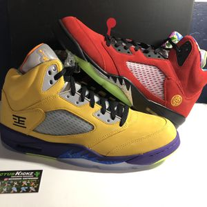 Jordan 5 What the Size 13 for Sale in Litchfield Park, AZ