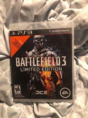 Battlefield 3 PS3 for Sale in Las Vegas, NV