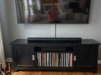 "Black 70"" Media Stand for Sale in Los Angeles,  CA"