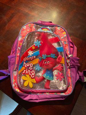 Trolls backpack for Sale in Southfield, MI