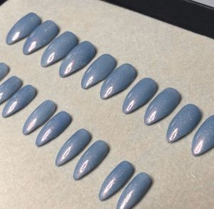 20 Nails - Glue on/Press on - Medium Stiletto for Sale in Phoenix, AZ