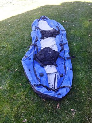 West marine blow up kyack for Sale in Scottsdale, AZ