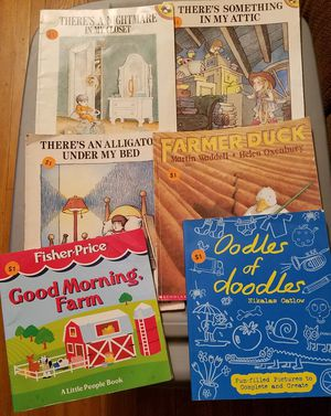 Children's softcover books for Sale in Ontario, CA