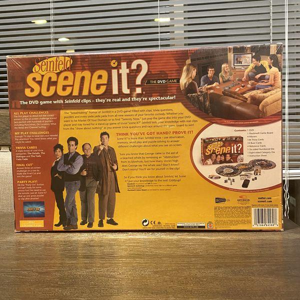 Scene It DVD Game Seinfeld Edition