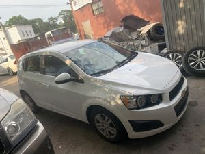 2016 CHEVY SONIC LT for Sale in Randolph, MA