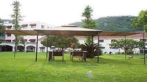 Abba Patio 10 x 10 ft Tent Gazebo Canopy Carpa Sombrilla Home Garden Jardin for Sale in Miami, FL