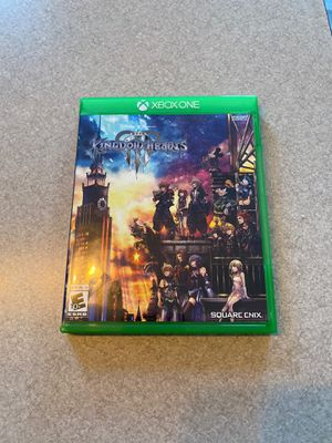 Kingdom Hearts 3 for Sale in Gilberts, IL