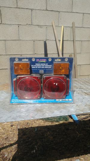 Trailer lights Kit for Sale in Riverside, CA