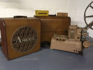 Vintage Ampro Premier 20 Precision 16 mm film projector for Sale in Weirton, WV