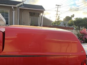 I'm selling 7 feet long camper shell 2006 F150 good shape for Sale in Oakland, CA