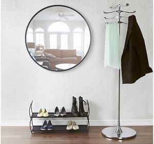 Umbra 37-Inch Hub Round Mirror in Black for Sale in Charlotte, NC