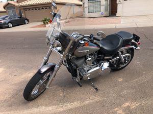 2009 Harley FXDC Superglide Custom 1584cc for Sale in Phoenix, AZ