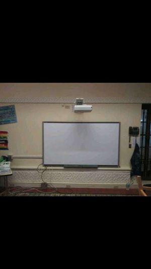NEC Projector with Smart Board for Sale in Miami, FL