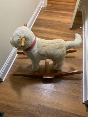 Rocking Dog for Sale in College Park, MD