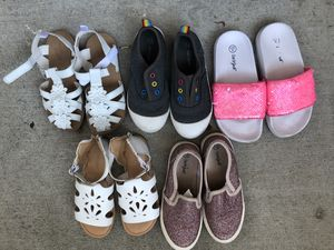 Girls shoes size 12 for Sale in Spring Valley, CA