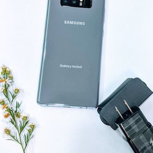 Samsung Galaxy note 8 unlocked store warranty for Sale in Somerville, MA