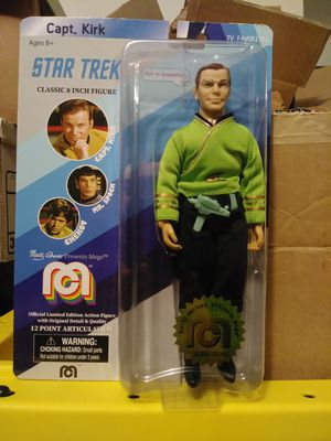 Star Trek Capt. Kirk Figure for Sale in Toms River, NJ