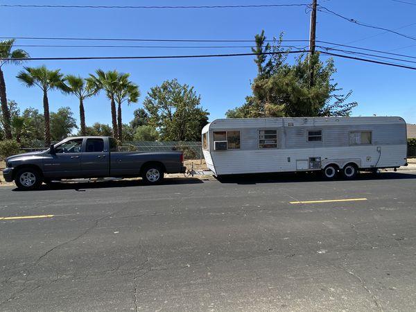 Ideal travel trailer