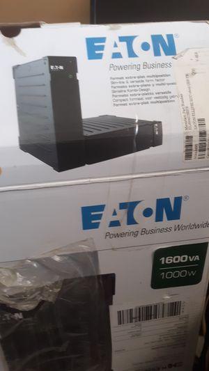 Eaton ellipse eco 1600 for Sale in Montgomery, AL