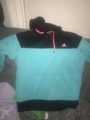 Medium Adidas hoodie for Sale in Cleveland, OH