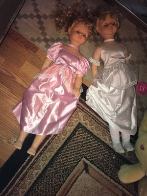 Tall play dolls for Sale in Nashville, TN