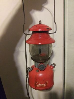 1959 Coleman lantern. It dose work for Sale in Norman, OK