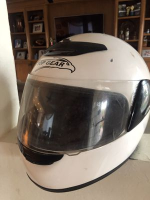 Top Gear Motorcycle Helmet for Sale in Las Vegas, NV