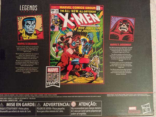 X-Men Marvel Legends Figures