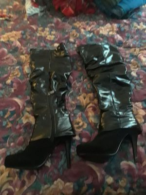 Ladies high heel boots for Sale in St. Louis, MO