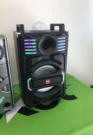 Nutek Bluetooth wireless speaker for Sale in Hialeah, FL