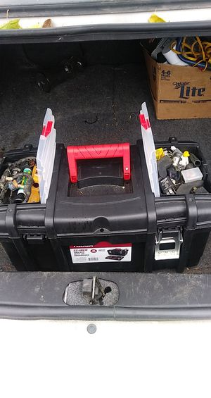 Tool Box with Assortment of tools for Sale in Alliance, OH