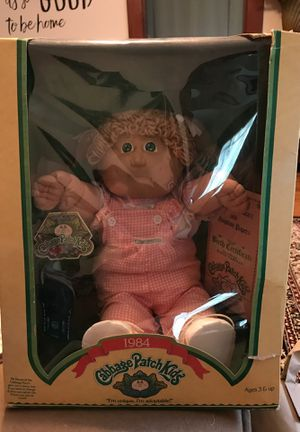 1984 Cabbage Patch Kids Doll for Sale in Ansonia, CT