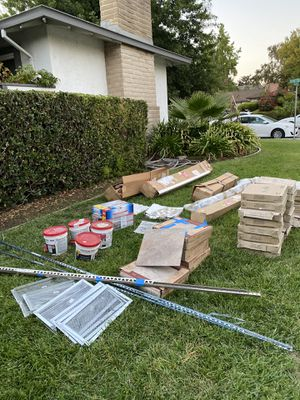 Free home remodel stuff for Sale in Cupertino, CA