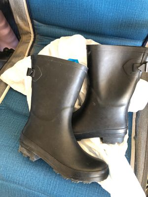 Rain boot for Sale in Bloomington, CA