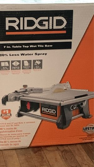 Wet table saw for Sale in St. Louis, MO