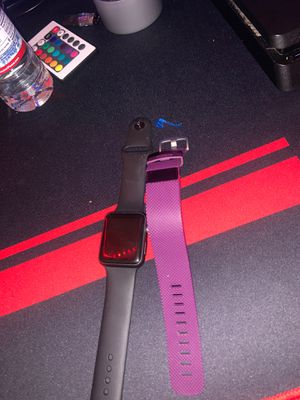 2 electronic watches (Apple watch Fitbit) for Sale in La Puente, CA
