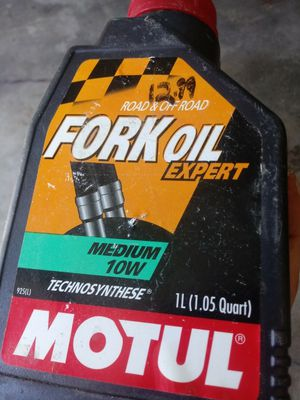 Motorcycle Fork Oil Quart for Sale in Del Mar, CA