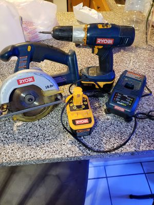 Ryobi power tools for Sale in Miami, FL