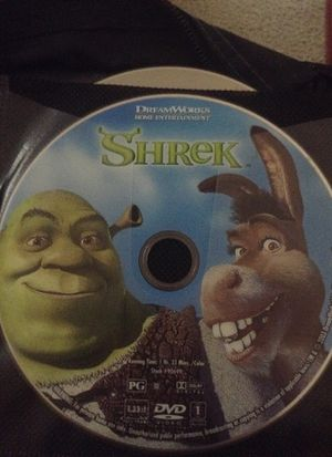Shrek 1 and 2 for Sale in Federal Way, WA