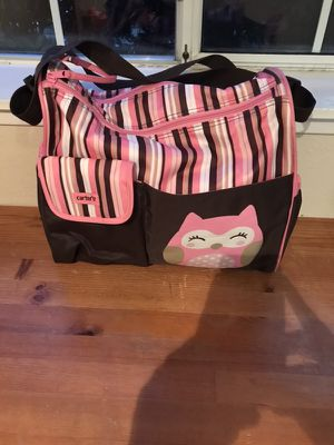 Carter diaper bag for Sale in Issaquah, WA
