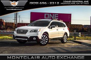 2017 Subaru Outback (Premium Sound System) (SUN ROOF) for Sale in Montclair, CA
