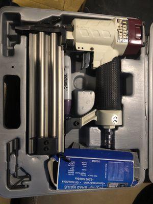 Tool shop f50 nail air gun for Sale in Chicago, IL