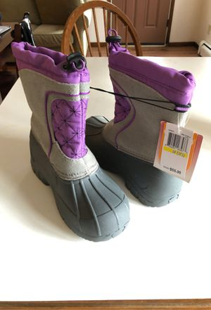 Girls boots brand new for Sale in River Falls, WI