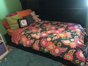Twin Bed w/Storage and Mattress for Sale in Rogers, AR