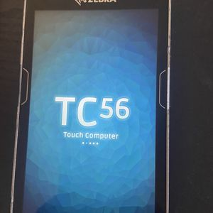 Tc56 zebra don't have charger for it but it works for Sale in Downey, CA