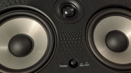 Polk Audio Vanishing In Wall Center Channel 255c-rt Home Theater Speaker for Sale in Keller,  TX